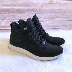 Timberland FlyRoam Waterproof Black Chukka Boots